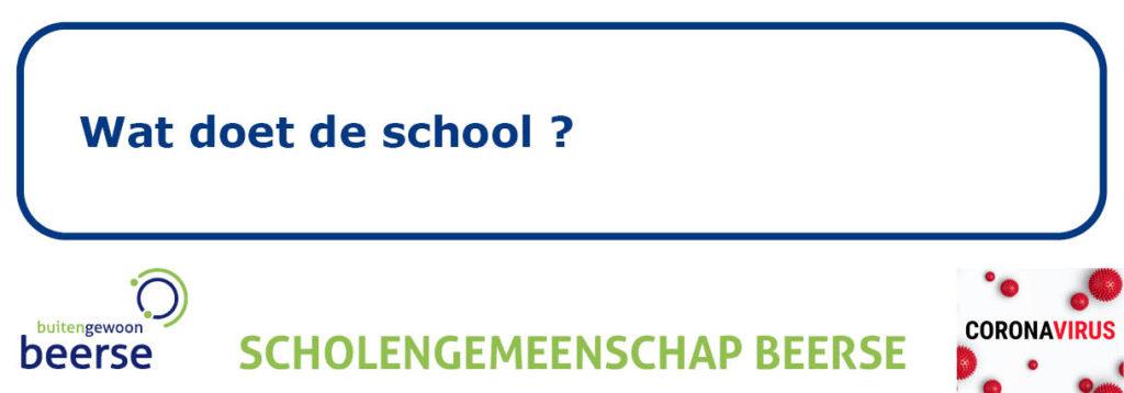 Schooljaar 2021-2022 : een nieuwe start !